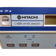 Hitachi L-4250 UV-VIS Detector NO 060-0955
