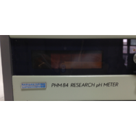 Radiometer Copenhagen PHM 84 Research pH Meter