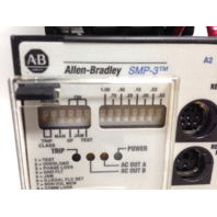 Allen Bradley 100-A30N Contactor With SMP-3 Solid State