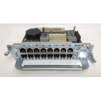 Cisco NM-ESW-16 16 Port 10/100 EtherSwitch Network Module