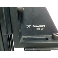 Newport NRC Model 150/420/ Model 360-90/ 360-45/ 481 Series Micrometer Mounts And Base