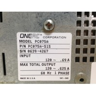 ONEAC Condition One PCO75A Surge Protector Line Power Conditioner