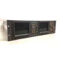 Tektronix 1730 Waveform Monitor & 1720 Vectorscope Monitor