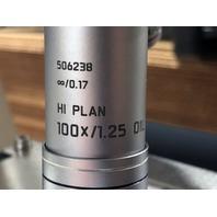 NEW Leica DM750/4K Microscope 13613505 4x Objectives LED DM750 Koehler Condenser