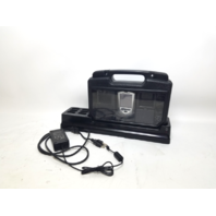 Nova BioMedical Glu Stat-Strip 47143 Wireless Carrying Case-CH6853-GC Docking Station CH46852-GC