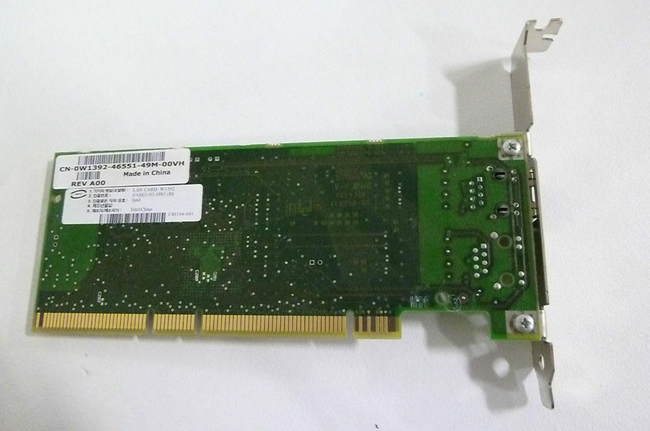 LAN CARD W1392 DRIVER PC