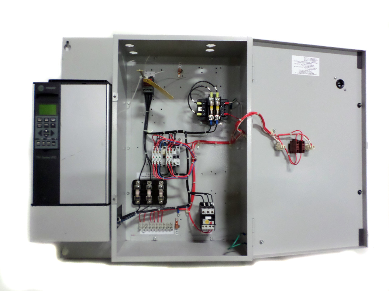 Trane Tr1 Series Vfd 6008 W Variable Frequency Drive Electronics Hobby 176z8888