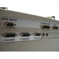 Brown & Sharpe Control Module XYZ Encoder RS-232 Electronic Probe Hand Switch