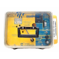 Manning Products Portable Flow Meter Series F-3000A Dipper Model # 051003