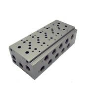 SMC NVV5Z2-50-051-01T Manifold  Pneumatic Valve VZ 4/5 Port