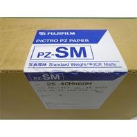 Fujifilm PZ-SM  Matte Standard Weight Donor Paper 25.4cm X 60m NIB (New In Box)