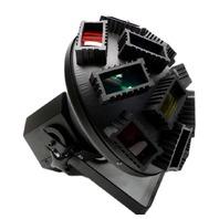 NEW Questar V-371 Audio Active DJ Multicolor Light Switchable 110/220V Lighting