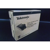 NEW Sealed Tektronix  016-1656-00 Phaser 740  Black Toner Cartridges