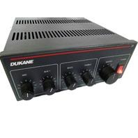 DUKANE MODEL 1A20 20WATT AMPLIFIER CLASS-2