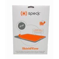 Speck IPAD-SHVW-A025MT SheildView 2 Pack For iPad  Anti-Glare Matte Finish