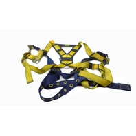 DBI SALA 11101252 Full Body Safety Harness XL Fall Protection