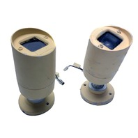 2 Tested Pelco ICS300CRV3A Outdoor Security Camera Color 3-6 mm Auto Iris