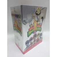 New Mighty Morphin Power Rangers The Complete 19 DVD Disc Set