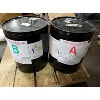 Last-A-Foam FRL-3704  A & B Flame-Retardant Polyurethane Foam FR-3700