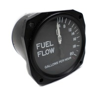 Precision Avionics Instruments 19-4000-5 Fuel Flow Gallon per Hour