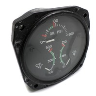 EDO-AIRE IU378-003-20 Engine Gauge