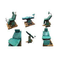Midmark Ritter 75 Evolution 119 Power Procedure  Chair Exam Gyno OB/GYN Stirrups