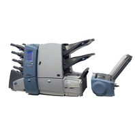 Pitney Bowes DI600 Document Inserter w/ DIVS Vertical Power Stacker Direct  Mail