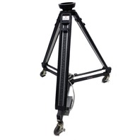 Quick Set Professional Tripod 4-20010-1 with Tripod Dolly  4-22030-7