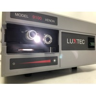 LUXTEC MODEL 9100 XENON LIGHT SOURCE 1570 hrs