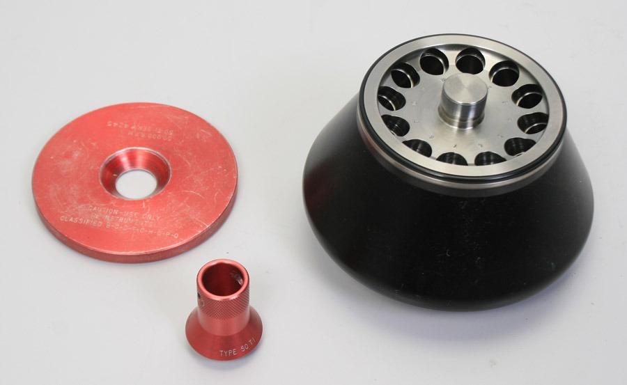 Beckman 50Ti Ultra Centrifuge Rotor 50,000 RPM