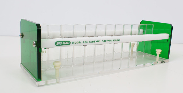 Bio-Rad Model 225 Tube Gel Casting Stand
