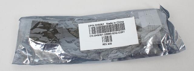 New! Lot of 4 Dell DMS-58 to Dual DVI Splitter DP/N 0H9361