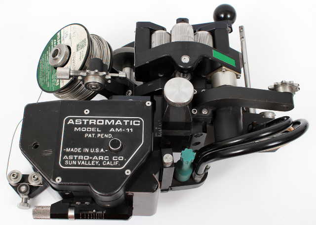 Astro-Arc Astromatic Tube Welder AM-11 Welding Head