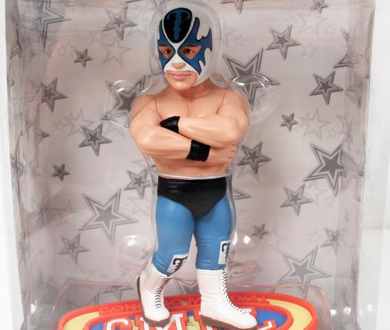 LUCHA LEGENDS Consejo Mundial de Lucha Libre CMLL 6 inch ATLANTIS Figure