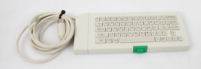 Bio-Rad BioLogic Keyboard  AT Wired Keyboard  4206063 Rev A