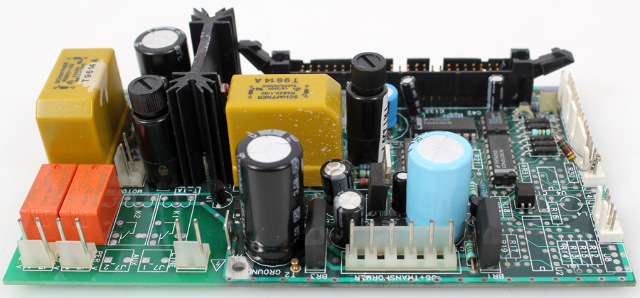 Millipore Biocel ZMQS60F0Y Main Control Board - Milli-Q Water Purification System