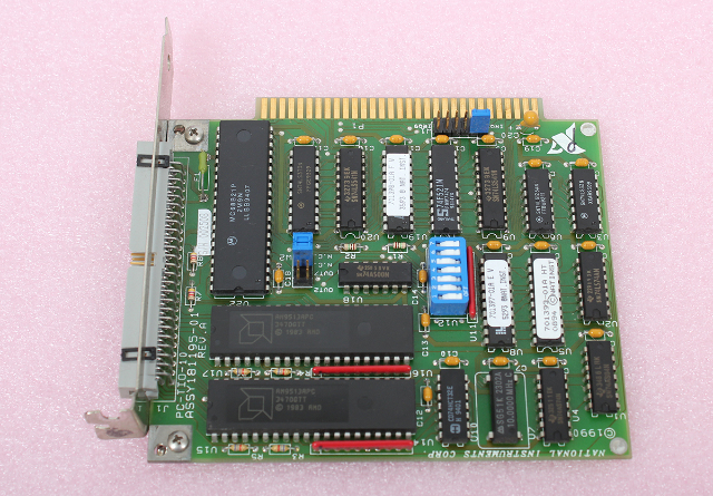 National Instruments PC-TIO-10 Timing and Digital I/O Interface Card 181195A-01