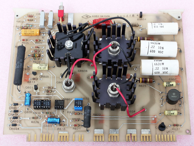 Beckman Module Board for Beckman L8-M Ultracentrifuge, P/N 341508
