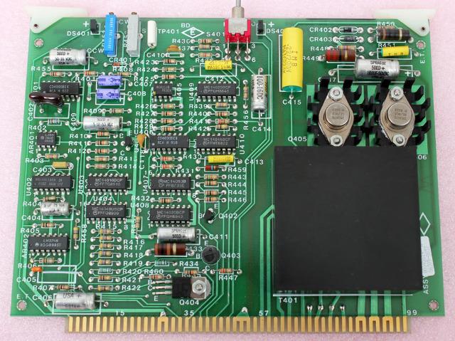 Beckman Module Board for Beckman L8-M Ultracentrifuge, P/N 345614-N