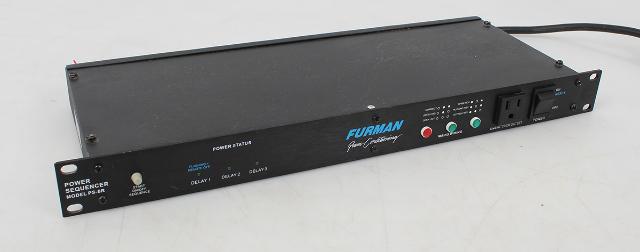 Furman PS-8R Poqer Sequencer 15A