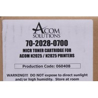 ACOM/XEROX 113R00443 MICR Toner Cartridge for DocuPrint N2025/N2825