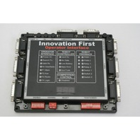 Innovation FIRST Robotics Competition Robot Controller Operator Interface 2003