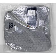 McDavid 7864T Hex Pad Padded Football Compression Shirt Mesh Grey XX-Large 2XL