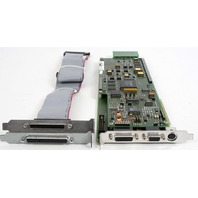 Siemens Nixdorf MV-MGVSi MV-PCi-BV Image Acquisition - Leica + Interface Cables