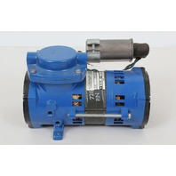 Thomas 107CEF075 844 Single Diaphragm Compressor/Vacuum Pump - Tested -
