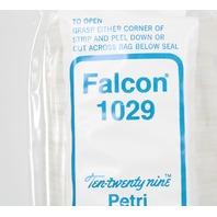 Lot of 20 Falcon BD 1029 Petri Dish 100x15mm
