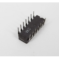 New-Old Stock Texas Instrument 54HC04/BCAJC 14-Pin Integrated Circuit SNJ54HC04