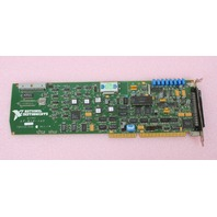 National Instruments NI Multifunction I/O Board AT-MIO-16D 181965-11 Rev A4