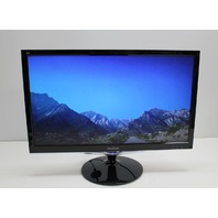 "ViewSonic VX2452mh Blk 24"" HDMI Widescreen LED Backlight LCD Monitor Full HD 2ms"