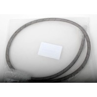 Applied Materials AMAT Hose Flex 3/8 OD TFE/SST Braid 48LG TBG/F CONN 3400-01191